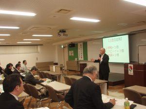 斉子の熱い講義に、熱心にメモをとる姿が多く見られました