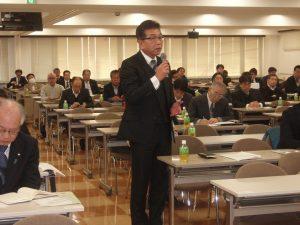 質疑応答では、斉子の教育に対する感謝の言葉も頂く