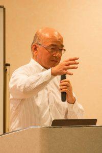 本物を志向するセイコー不動産の加藤会長と深く共鳴する 弊社代表・斉子
